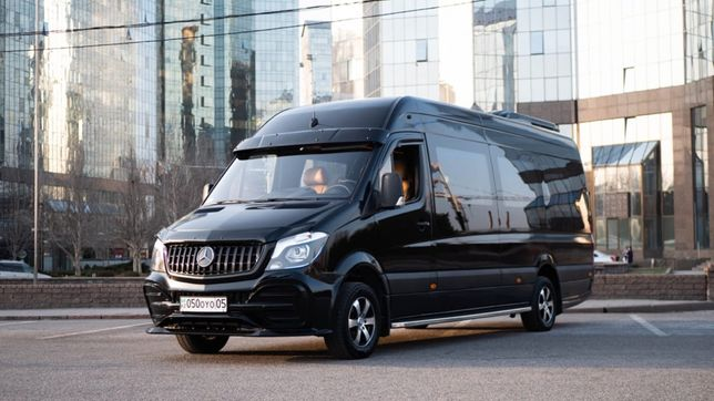 Аренда комфортабельного VIP Mercedes Sprinter