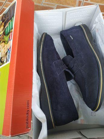 Школьные туфли подростковые