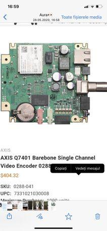 Axis Q 7401 video enc bare bone