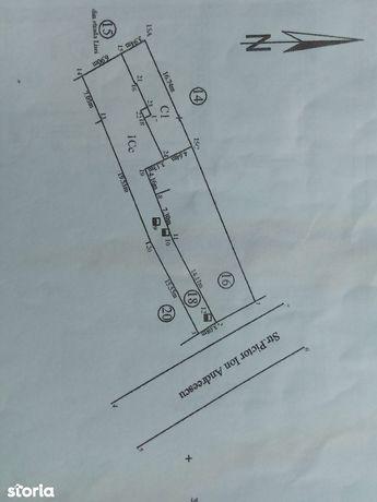 INVESTITIE Casa demolabila + Teren - Ferdinand I M200
