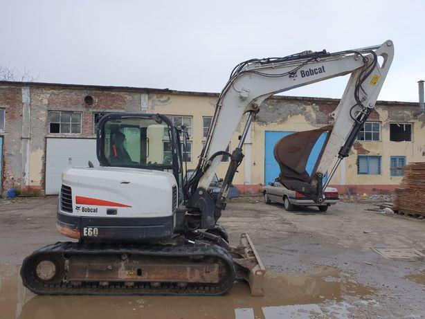 Excavator Bobcat