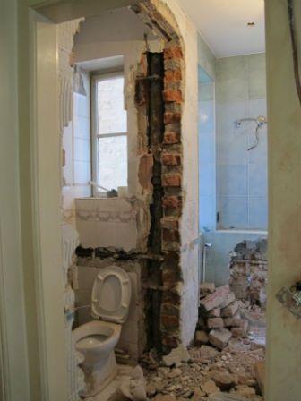 Къртене на бани, стени, врати, Къртач мощен 60 j, 1700w под наем