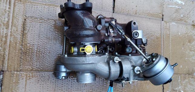 Turbina noua,bi turbo mazda motor 2,2 175 cp