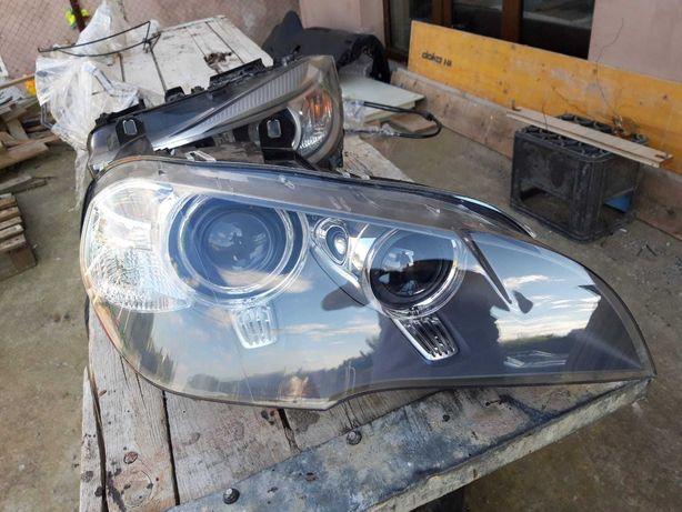 Far dreapta Bmw X5 E70 facelift xenon adaptiv