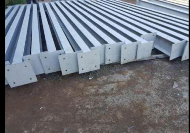 Construim hale metalice