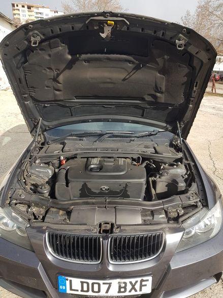 Двигател M47 122кс БМВ 318д е90 е91 е92 е93 BMW 318d  e90 e91 e92 e93