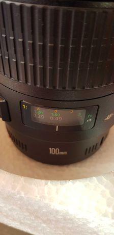 Canon macro 100mm usm