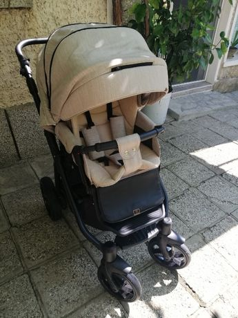 Детска количка Густо 2 в 1