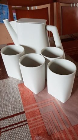 set ceai doric alb (nou)