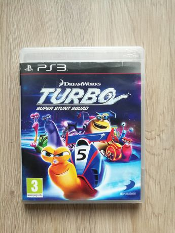 Turbo за ps3 playstation3