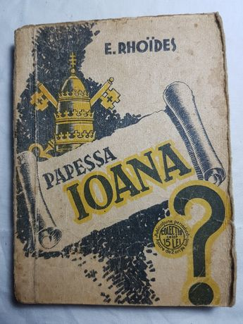Colecţia celor 15 lei - Papessa Ioana