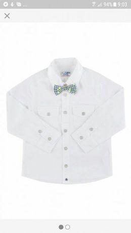 Эксклюзивные рубашки в комплекте с бабочкой.