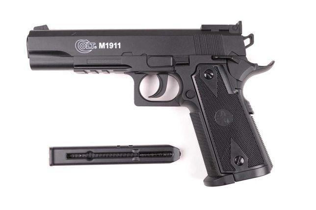 Pistol Airsoft Colt1911/Taurus pt92 UPGRADE 4,4J  Co2