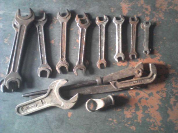ключ    рожковый   старого   производства   см  фото
