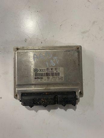 Компютър (ЕКУ) ауди а4 пасат б5 1.8т 8D0 907 557 Т