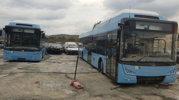 Автобус тедом L 12 G на метан