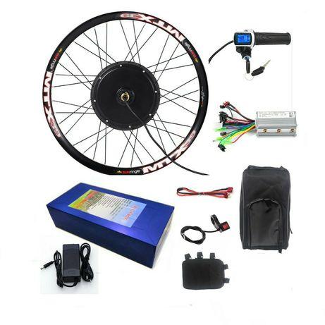Мотор колесо!Электровелосипед!Велосипед электрический!Контроллеры!