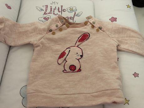 Детска блуза 1-2 месеца