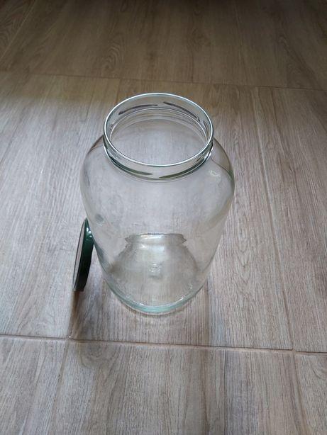 Vand borcane 5L cu capac