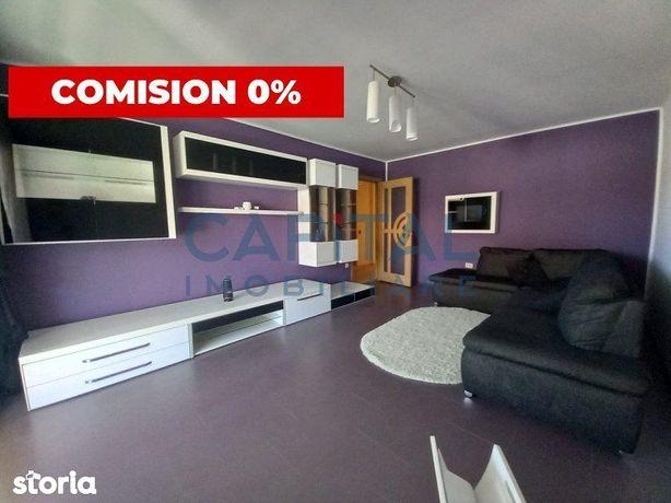 Vanzare apartament 3 camere decomandat Floresti, zona Porii