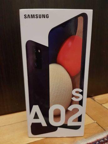 Samsung Galaxy A02S запечатанный в заводской упаковке