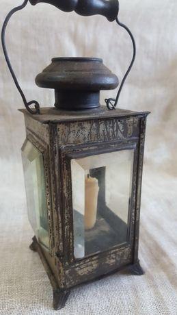 Красив старинен фенер