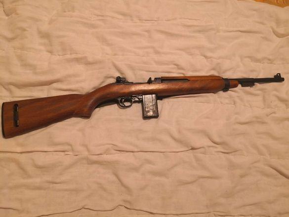 Заводска реплика на военна карабина М1, Автоматична пушка, нестреляща
