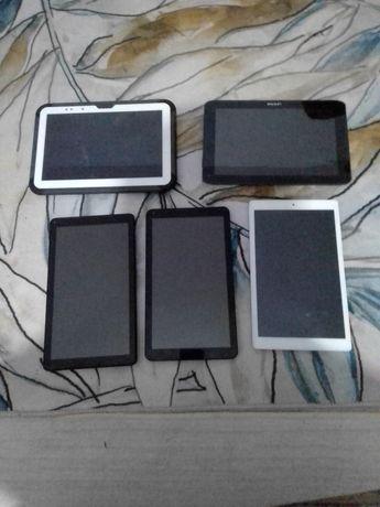 Lot 5 tablete pentru piese sau reparat