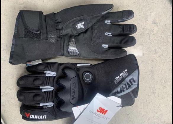 Мото ръкавици DUHAN