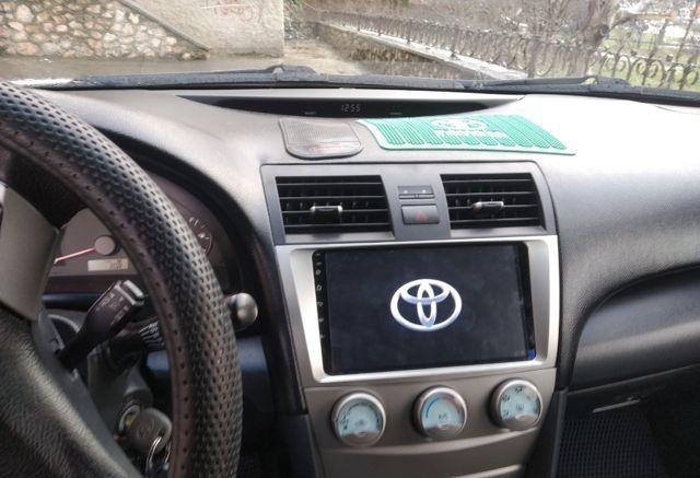 Андройд Штатная магнитола (Toyota camry 40-45 Тойота Камри 40