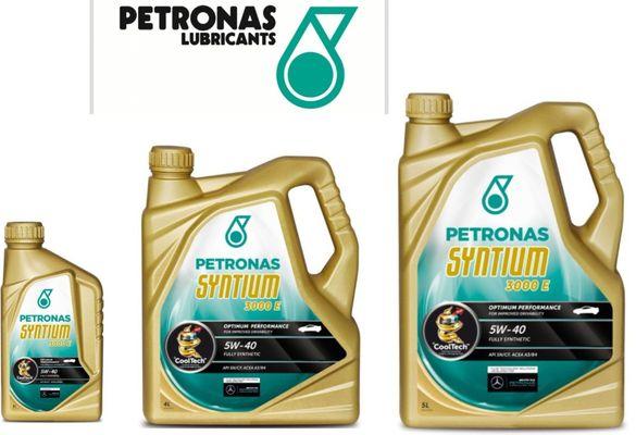 Двигателно масло PETRONAS SYNTIUM 3000Е 5W40