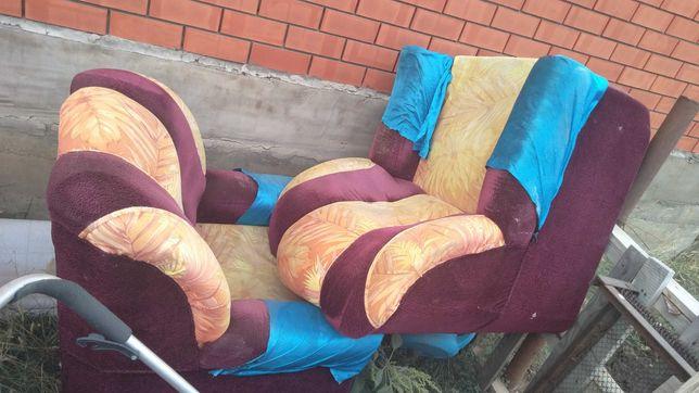 Продам кресла+диван