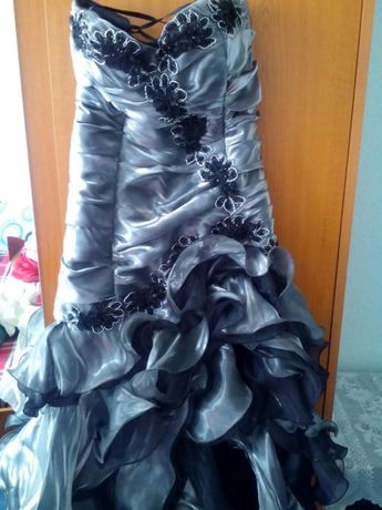 Дамска официална бална рокля
