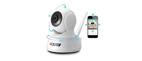 Безжична WiFi Smart камера - вътрешна