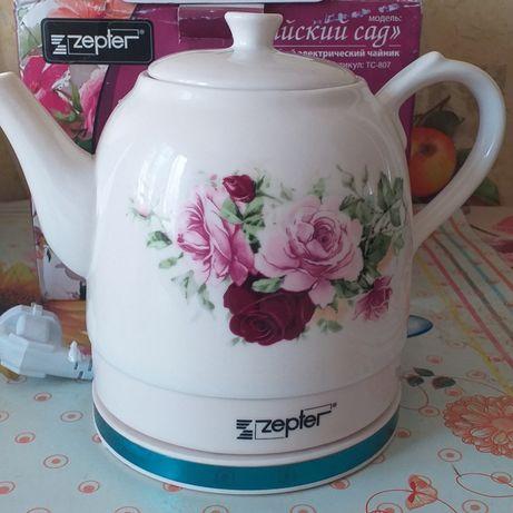 Продам керамический чайник