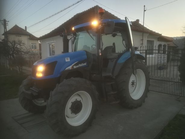 New Holland TS 100 A