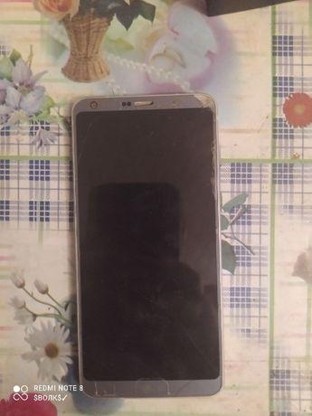 Продам LG G6 (требуется ремонт)