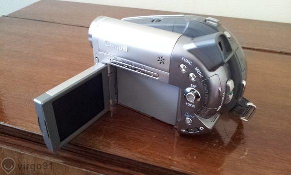 Видео камера Canon Dc10
