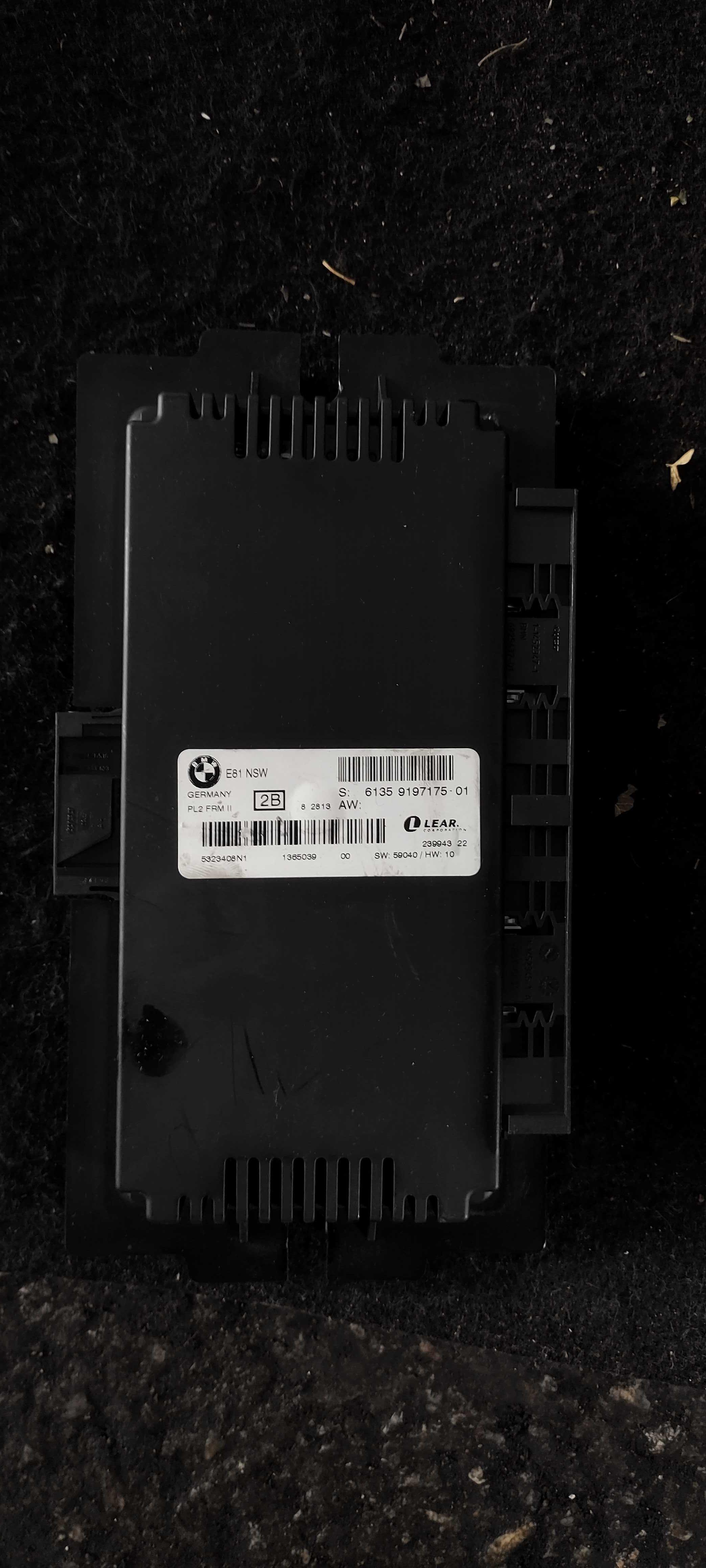 ФРМ 2 модул - /БМВ/BMW/- е81 123d N47D 204кс.