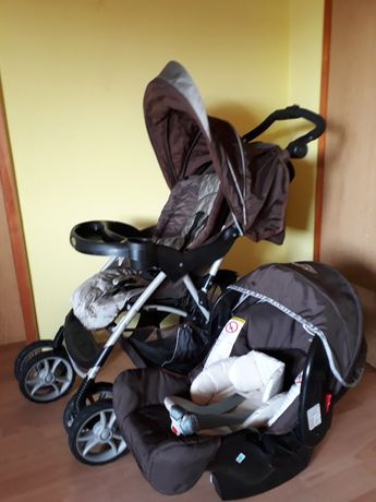 Количка и столче за кола Graco