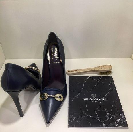 Итальянская женская обувь шпилька BRUNOMAGLİ