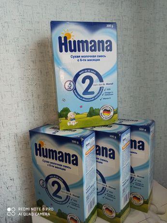 Детское питание Humana