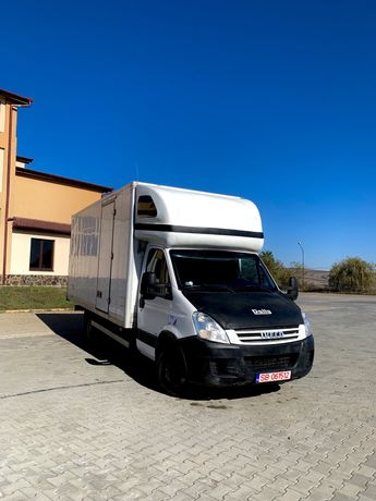 Iveco Daily 35C18, 3.0 HPI - 180 CP - 2009