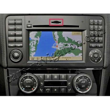 Диск навигация България Мерцедес Mercedes NTG2.5 A B CLK CLS E G GL ML