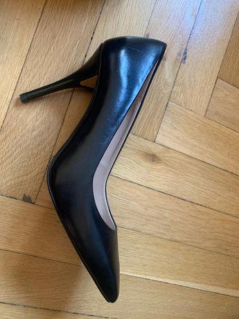 Pantofi toc Massimo Dutti Nr 39 NOI