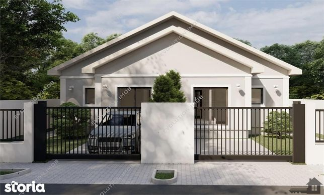 Duplex pe Parter | 3 Camere | Dumbravita - Centura Aradului