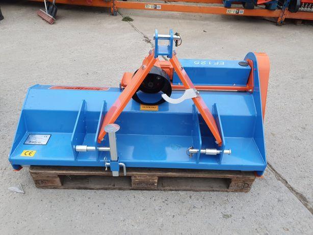 Tocator resturi vegetale 125 cm Breckner bk98226 transport gratuit