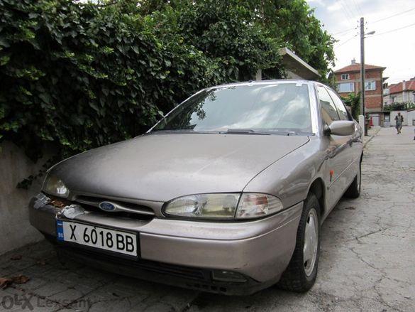 Ford Mondeo 2.0 16V 136к.с. (За части)!