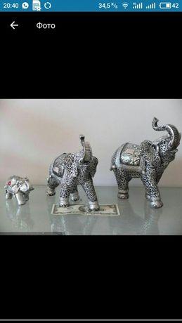 Слоны удачи для дома и офиса.