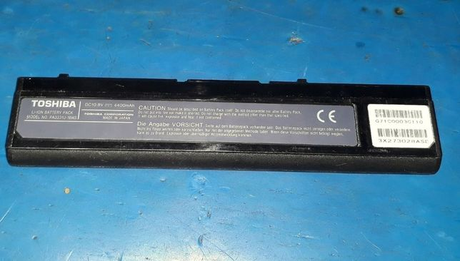 TOSHIBA BATTERY PA3331 10,8 Volt...